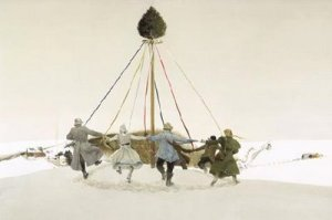 Andrew Wyeth-SnowHill