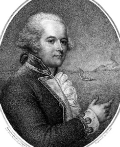 Portrait of the real Captain Bligh