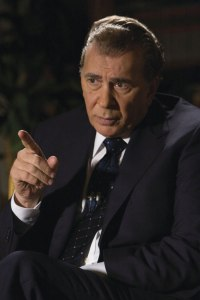 Frank Langella as Nixon