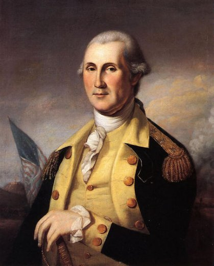 james-peale-george-washington