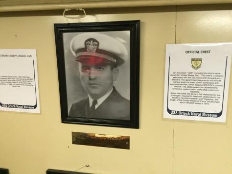 Lt. Joseph Orleck