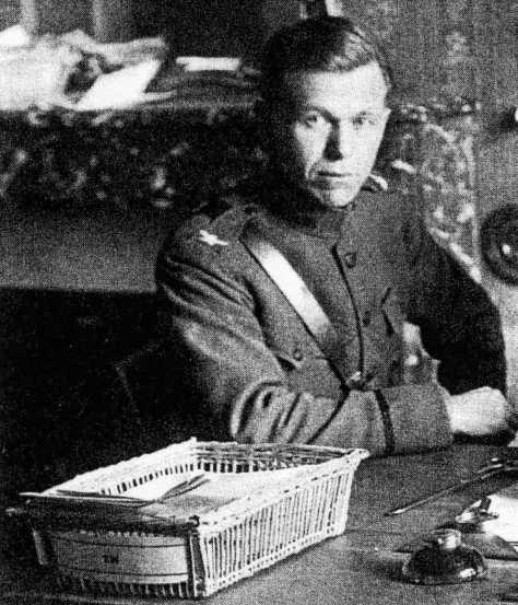 Col. George C. Marshall