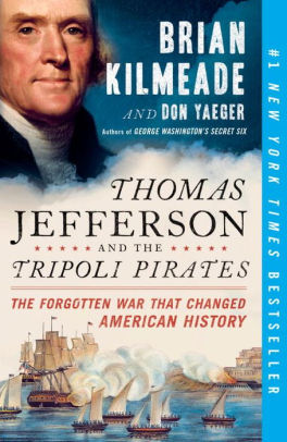 Thomas Jefferson book cover