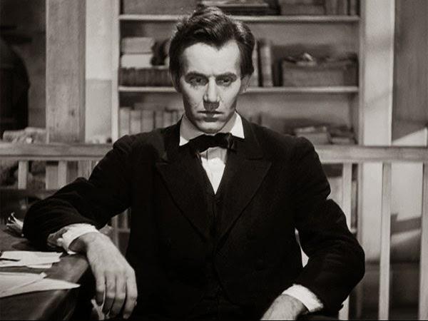Henry Fonda's Lincoln