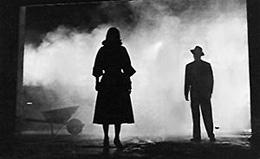 film noir art